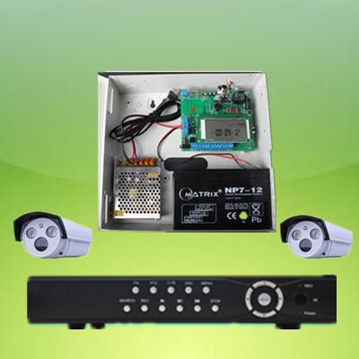 红外多路无线遥控发射接收电路图